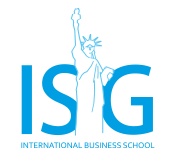 Logo ISG International Business School